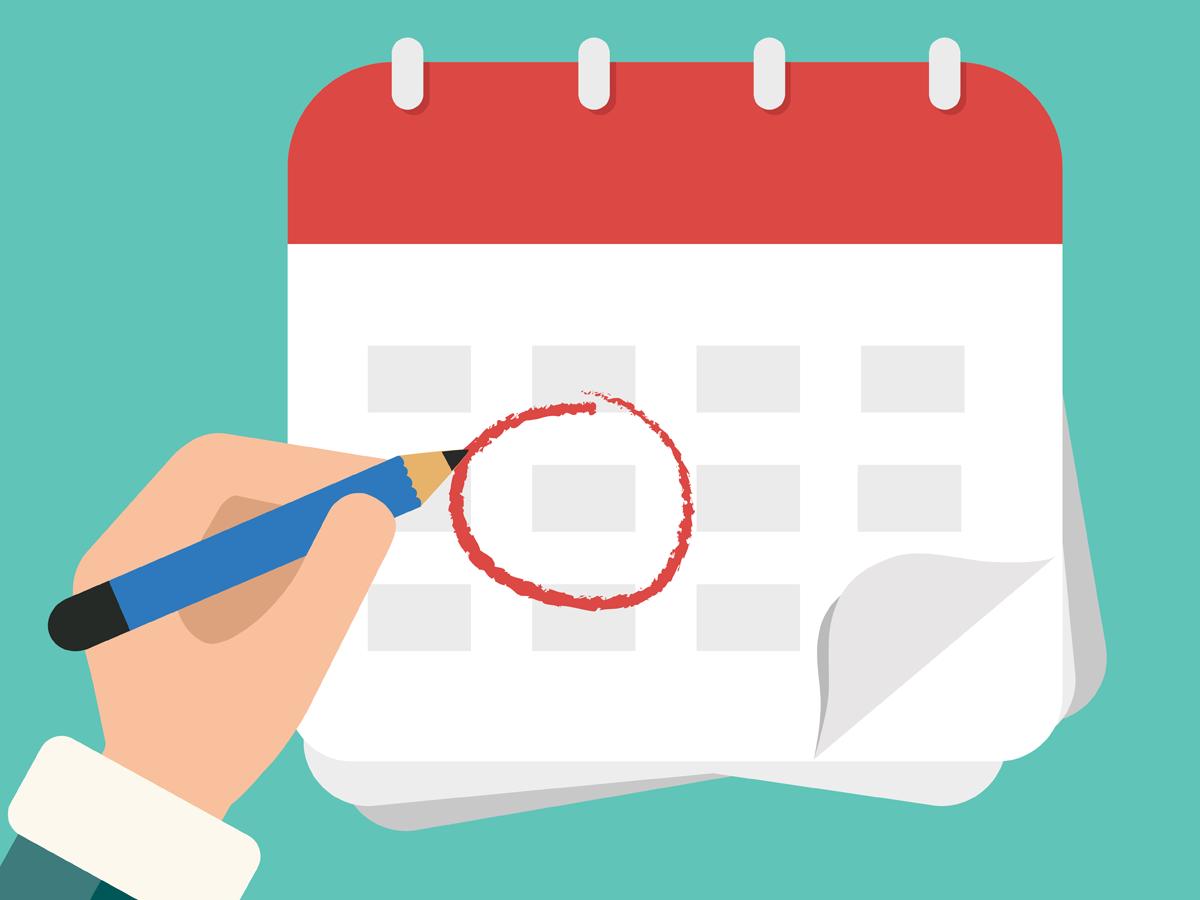 Administração prepara calendário de eventos 2018