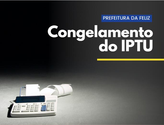 Congelamento do IPTU é aprovado pelos vereadores