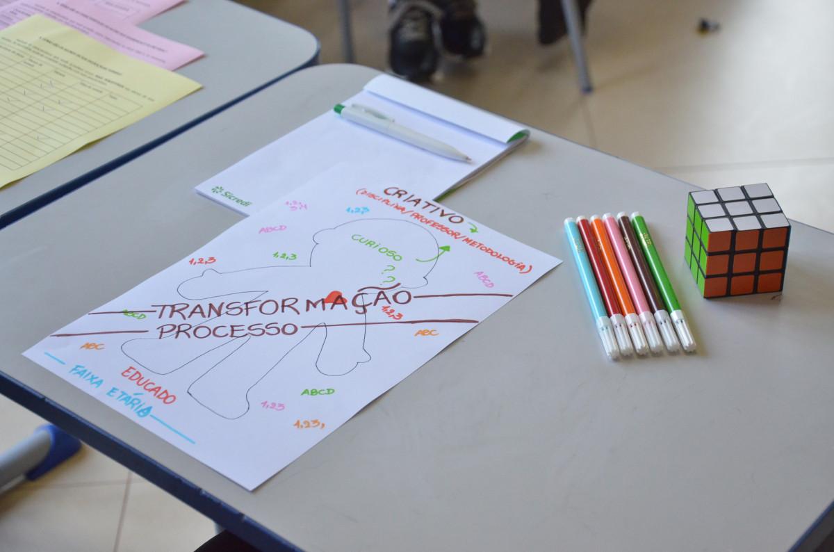 Educação encerra etapa de Formação Conitnuada com professores
