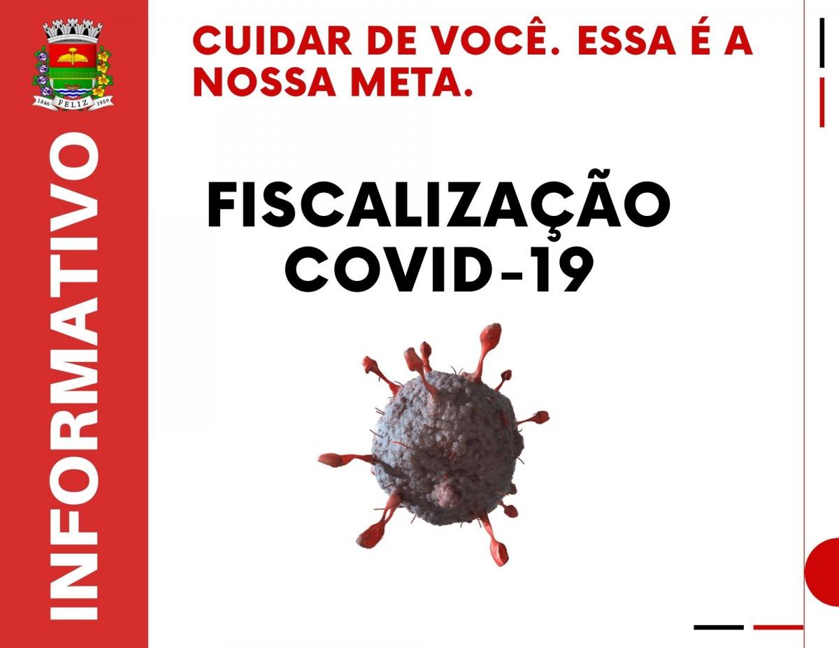Fiscalização CONVID-19