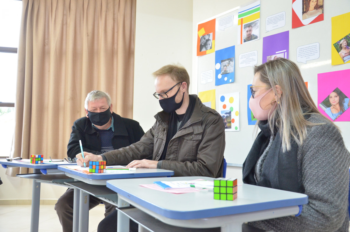 Professores participam de Formação Continuada
