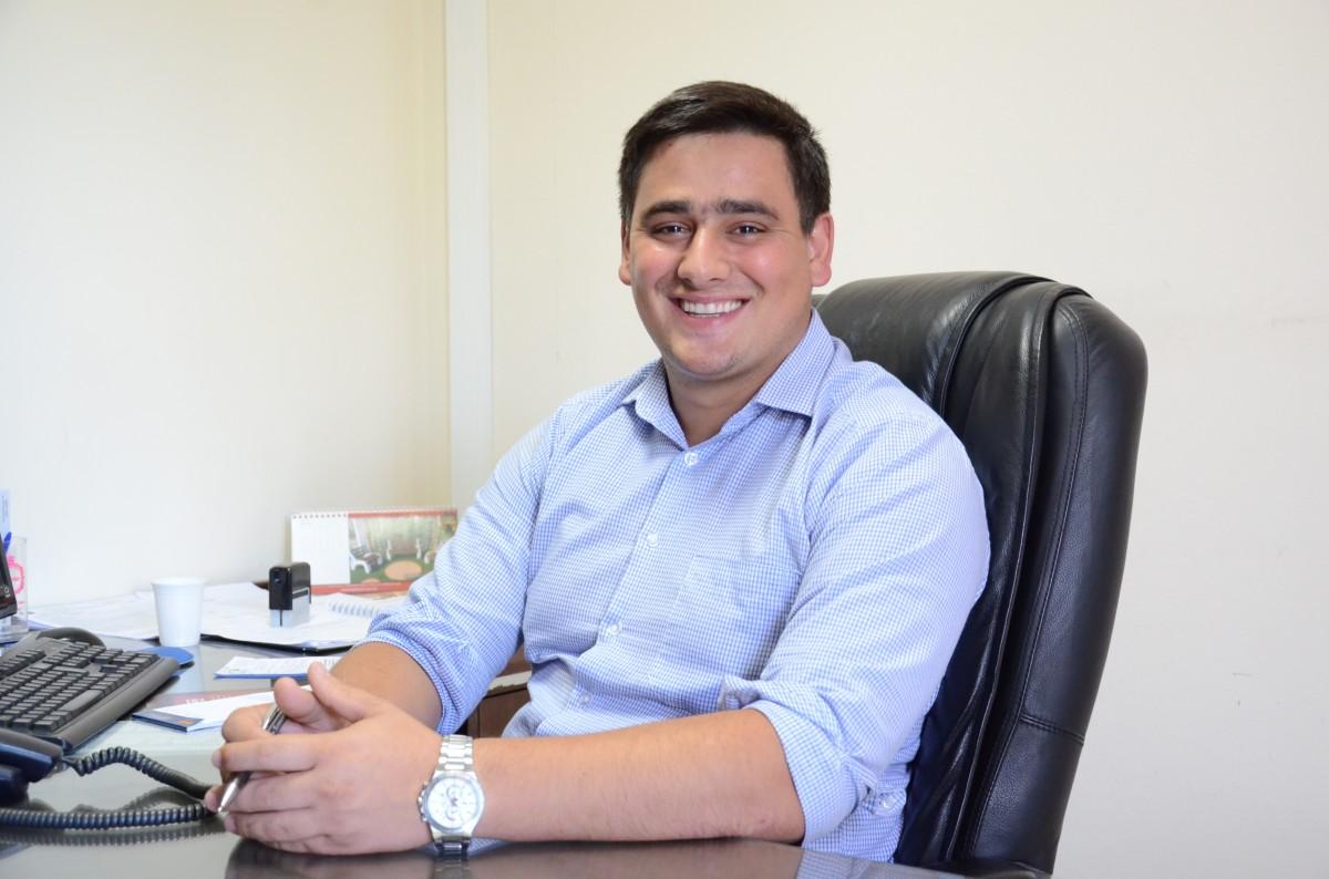 Secretário Claudio Rodrigo Vieira