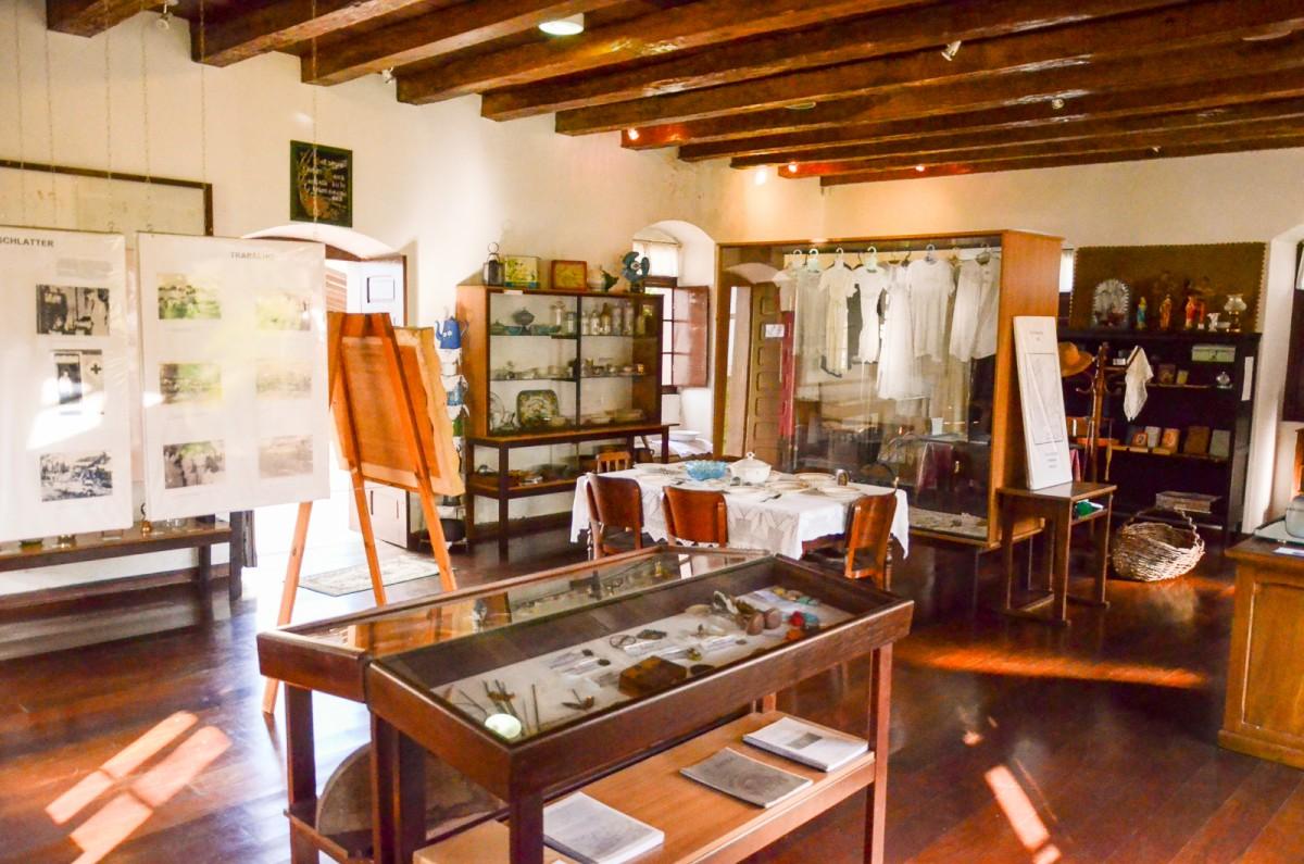 Você já visitou o Museu Histórico Municipal de Feliz?