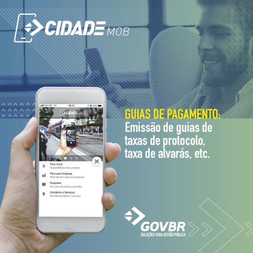 Cidade MOB virtualiza e facilita serviços