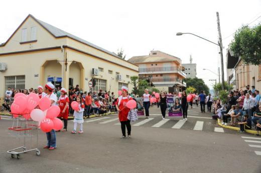 Desfile Cívico 07 de setembro de 2017