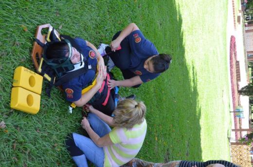 Profissionais da saúde participaram de formação sobre Atendimento Pré-Hospitalar