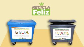 Feliz terá novo sistema de coleta de lixo