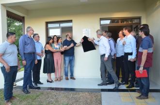 Administração Municipal inaugura Centro Público de Convivência Laís Poersch