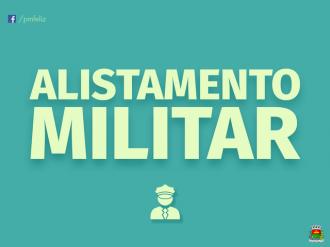 Alistamento militar 2018 deve ser feito até junho