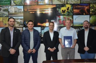 Assinado termo de cooperação técnica entre Administração Municipal e FGTAS