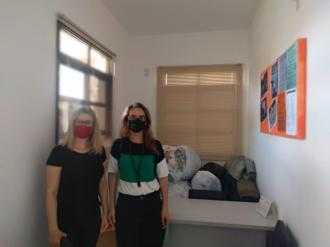 CRAS recebe doação de 786 peças de roupas