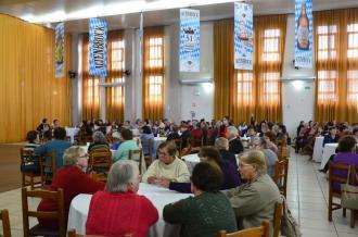 Encontrão reuniu idosos de diversas comunidades felizenses