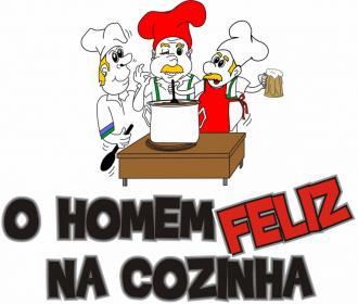 Homem Feliz na Cozinha será dia 7 de julho
