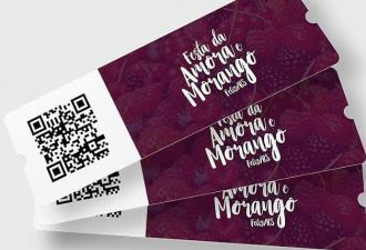 Ingressos à venda e divulgação intensa para a Festa da Amora e Morango