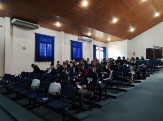 Jovens participam de Seleção Geral do Exército Militar