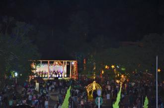 Natal 2019: Acender das Luzes contou com bom público