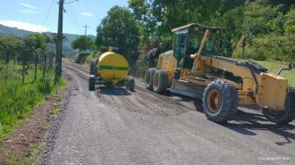 Obras de asfalto no Roncador continuam