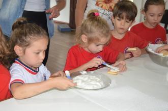 Páscoa está sendo celebrada nas Escolas Municipais