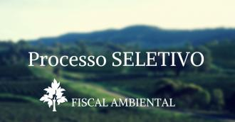 Processo seletivo para Fiscal Ambiental