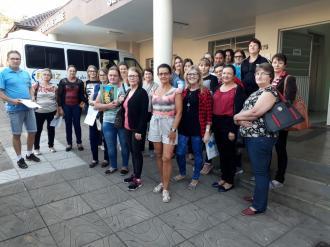 Secretaria da Saúde realiza atividades em alusão ao Outubro Rosa