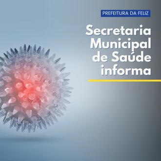 Secretaria Municipal de Saúde informa